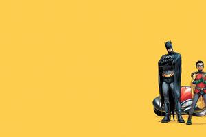 Batman And Robin Damian Wayne