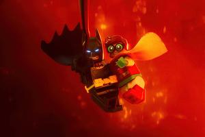 Batman And Robin Lego