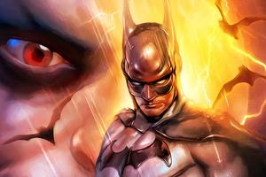 Batman And The Joker Wallpaper