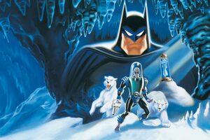 Batman Animated Movie 4k