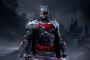 Batman Apokolips 4k