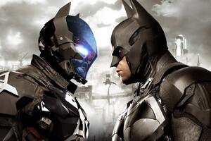 Batman Arkham Knight 2015 Wallpaper