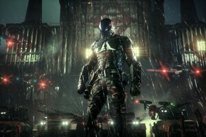 Batman Arkham Knight 2016