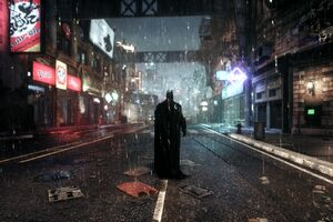 Batman Arkham Knight 4k Game 2019
