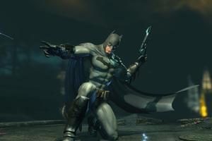 Batman Arkham Knight Artwork