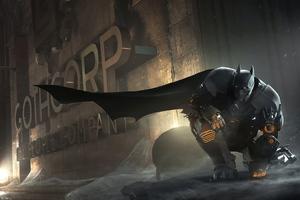 Batman Arkham Origins 2020 4k
