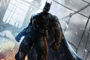 Batman Arkham Origins 2021 5k
