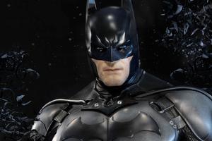 Batman Arkham Origins 4k New