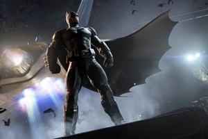 Batman Arkham Origins 5k Wallpaper