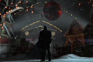 Batman Arkham Origins Batman 5k
