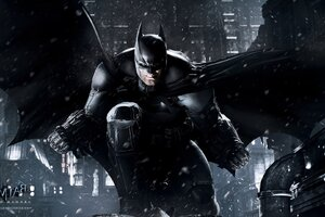 Batman Arkham Origins HD