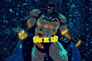 Batman Arkham Origins XE Suit 4k