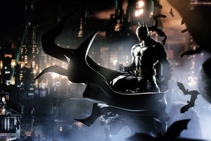 Batman Arkham Returns