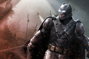 Batman Armour Art