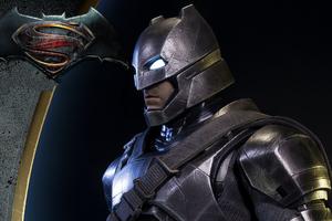 Batman Armoured Suit New