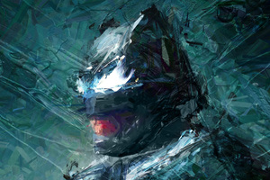 Batman Armoured Suit