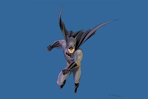 Batman Artwork 5k
