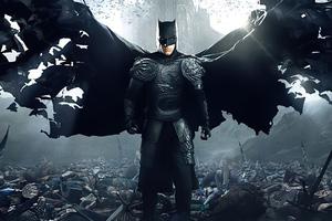 Batman As Darcula