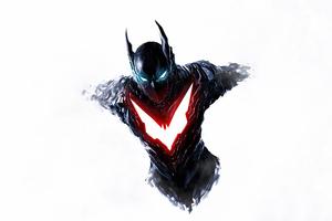 Batman Bat Logo Glow