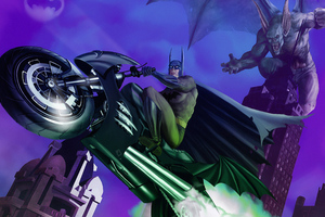 Batman Bat Out Of Hell