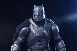 Batman Bat Suit 5k Wallpaper