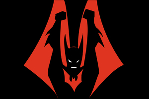 Batman Batman Beyond Wallpaper