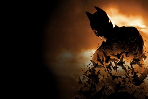 Batman Begins 4k Poster Wallpaper