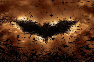 Batman Begins Bat Symbol