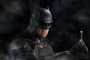 Batman Ben Affleck 2019