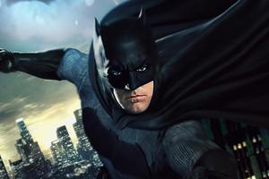 Batman Ben Affleck 2020 New