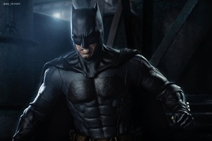 Batman Ben Affleck 4k