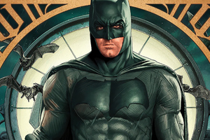 Batman Ben Affleck Artwork