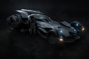 Batman Ben Affleck Batmobile
