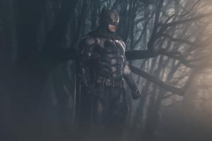 Batman Ben Affleck Jungle