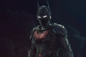 Batman Beyond 2020 4k Wallpaper