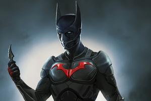Batman Beyond 2020 Artwork