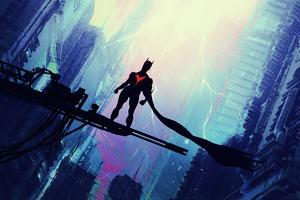 Batman Beyond 2020 Coming Wallpaper