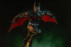 Batman Beyond 2021 5k Wallpaper
