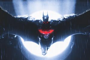 Batman Beyond 4k 2020 New