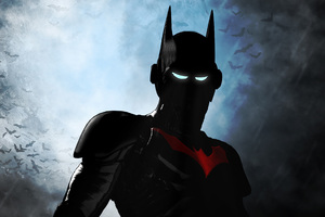 Batman Beyond 4k