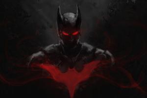 Batman Beyond 5k Wallpaper