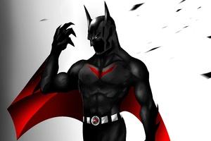 Batman Beyond 8k Wallpaper