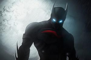 Batman Beyond Art 4k Wallpaper