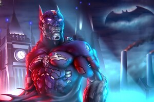 Batman Beyond Art