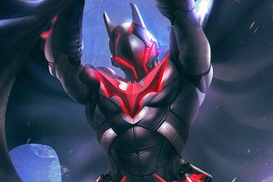 Batman Beyond Artwork New Wallpaper