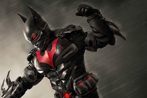 Batman Beyond Cosplay 2020 Wallpaper