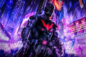 Batman Beyond Every Night 5k Wallpaper