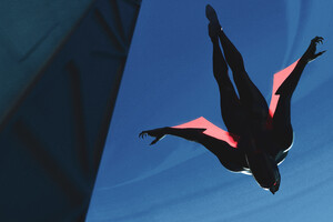 Batman Beyond Falling