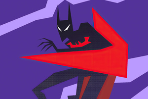 Batman Beyond Fan Art 4k Wallpaper