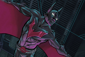 Batman Beyond Fan Art